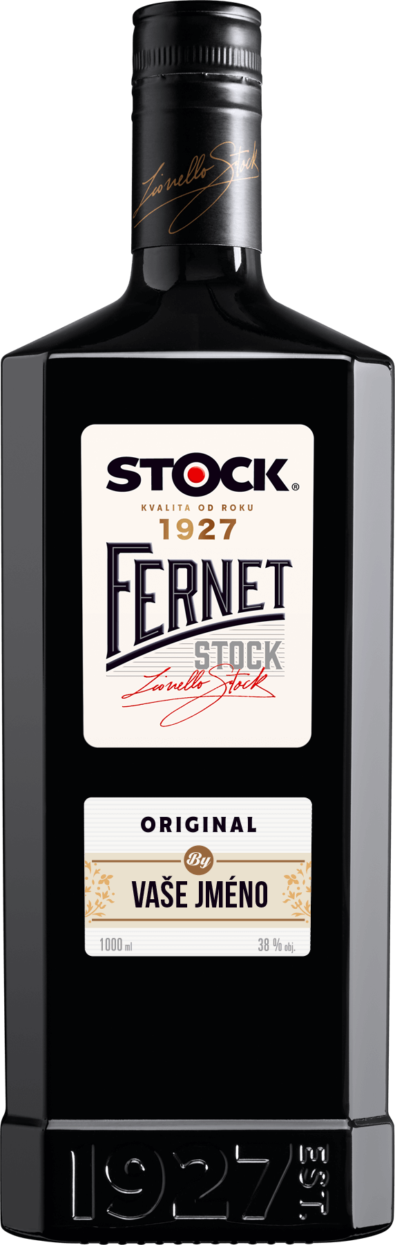 Fernet Stock Custom